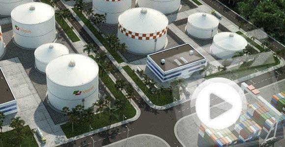 3d infografias industria 4.0 Render industrial animaciones realidad virtual Castilla y León