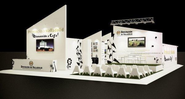 3D infografias Vallladolid Castilla y León Stands 3d Virtual